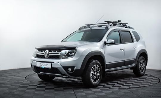 2020 Renault Duster