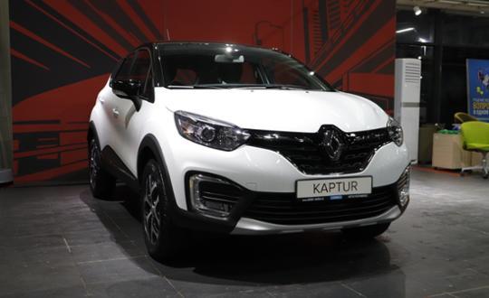 Renault Kaptur 2020 года за 11 286 000 тг. в Шымкент