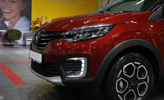 Renault Kaptur 2020 года за 12 251 000 тг. в Шымкент