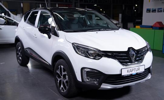 Renault Kaptur 2020 года за 10 889 000 тг. в Алматы