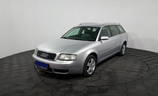 Audi A6 2003 года за 4 200 000 тг. в Алматы