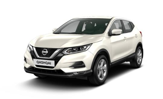 2020 Nissan Qashqai