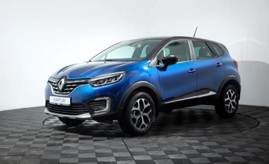 Renault Kaptur 2020 года за 11 393 000 тг. в Нур-Султан