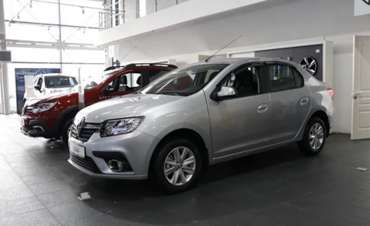 Renault Logan 2020 года за 7 261 000 тг. в Алматы
