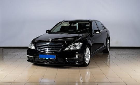 2012 Mercedes-Benz S-Класс