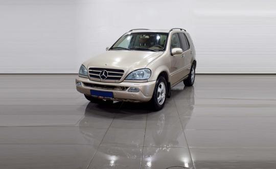 2003 Mercedes-Benz M-Класс