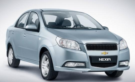 2020 Chevrolet Nexia