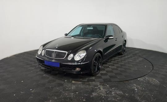 2002 Mercedes-Benz E-Класс