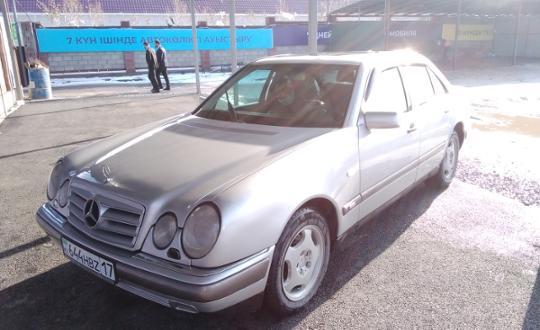 1999 Mercedes-Benz E-Класс