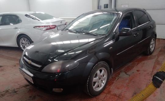 2010 Chevrolet Lacetti