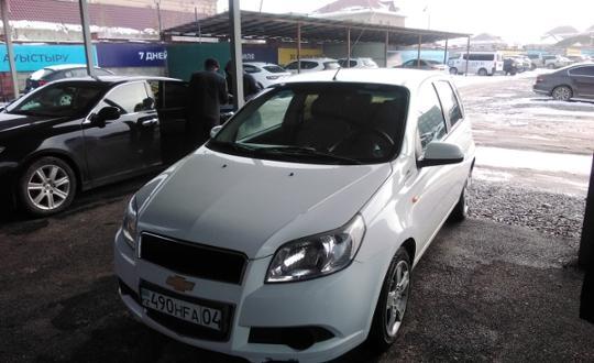 2012 Chevrolet Aveo