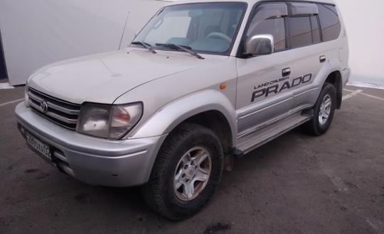 1997 Toyota Land Cruiser Prado