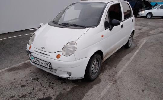 2010 Daewoo Matiz