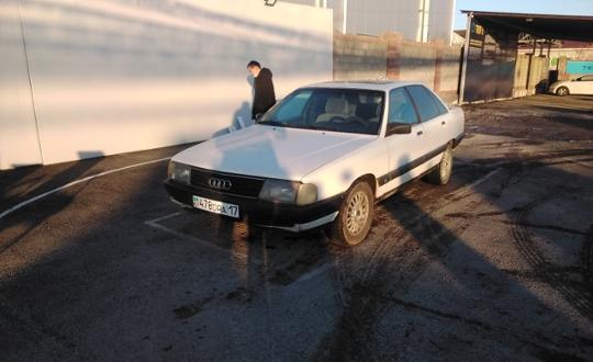 1986 Audi 100