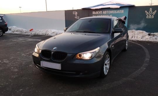 BMW 5 серия 2008 года за 7 000 000 тг. в Алматы