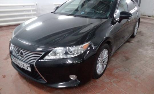 Lexus ES 2012 года за 11 000 000 тг. в Нур-Султан