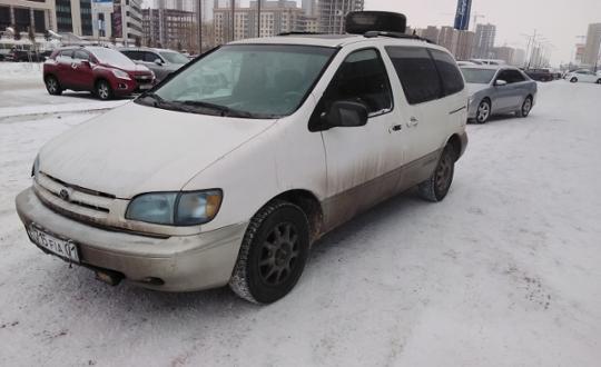 Toyota Sienna 1998 года за 4 000 000 тг. в Нур-Султан