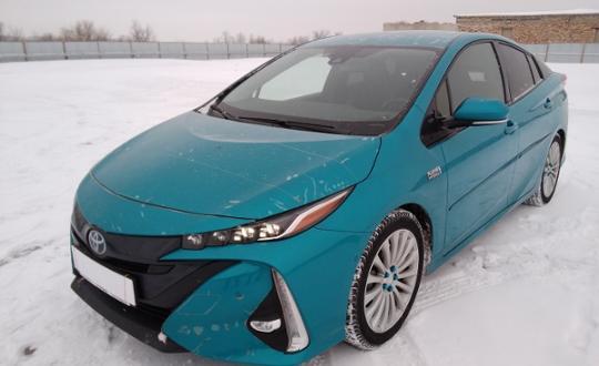 Toyota Prius 2018 года за 14 500 000 тг. в Караганда