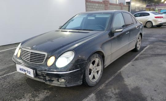 Mercedes-Benz E-Класс 2005 года за 3 700 000 тг. в Шымкент