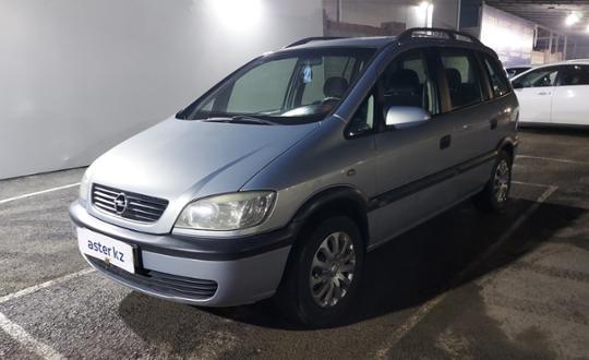 2000 Opel Zafira