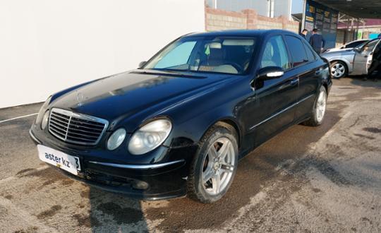 Mercedes-Benz E-Класс 2002 года за 3 800 000 тг. в Шымкент