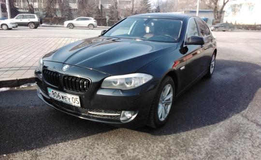2013 BMW 5 серия