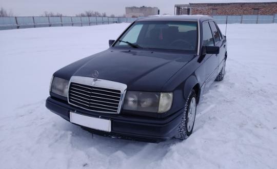 1993 Mercedes-Benz W124