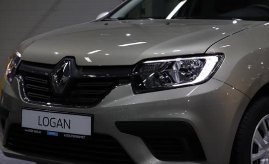 Renault Logan 2020 года за 6 162 000 тг. в Алматы