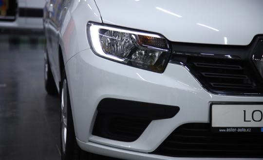 Renault Logan 2020 года за 6 248 000 тг. в Алматы