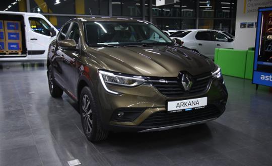Renault Arkana 2020 года за 10 525 000 тг. в Нур-Султан