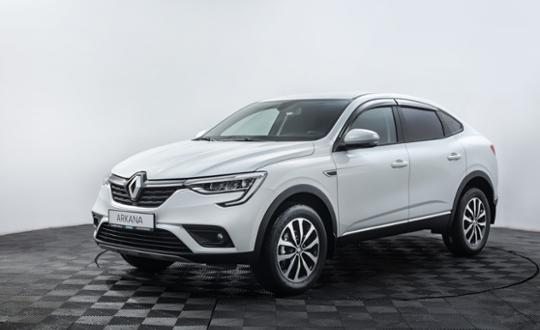 Renault Arkana 2021 года за 9 312 000 тг. в Шымкент
