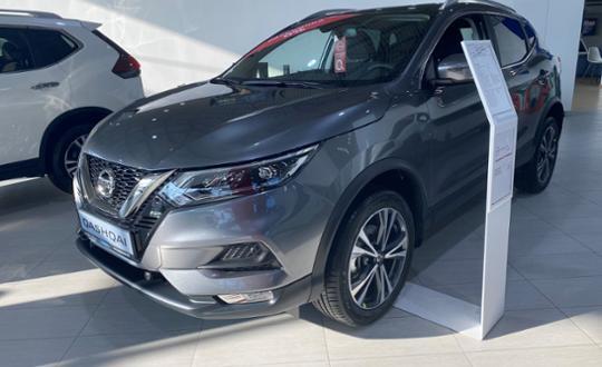 Nissan Qashqai 2020 года за 13 262 000 тг. в Алматы