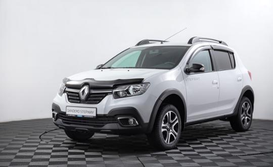 Renault Sandero 2021 года за 7 815 000 тг. в Алматы