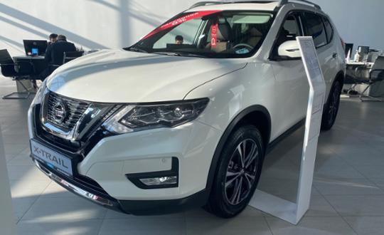 Nissan X-Trail 2020 года за 15 236 500 тг. в Алматы