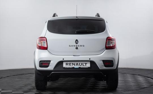 Renault Sandero 2020 года за 7 984 000 тг. в Алматы