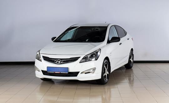 Hyundai Accent 2015 года за 3 370 000 тг. в Караганда