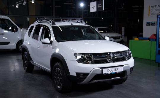 Renault Duster 2020 года за 8 843 000 тг. в Нур-Султан