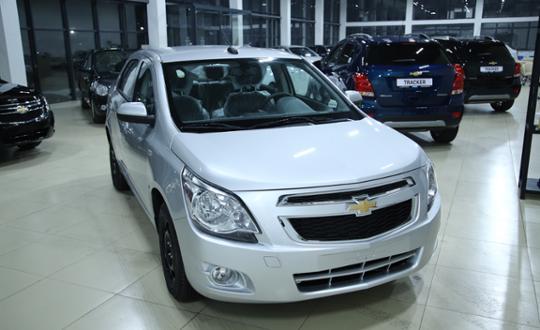 Chevrolet Cobalt 2020 года за 4 590 000 тг. в Алматы