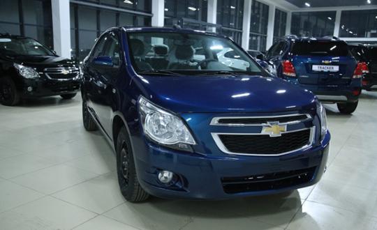 Chevrolet Cobalt 2020 года за 5 190 000 тг. в Алматы