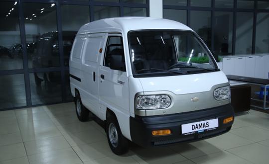 2020 Chevrolet Damas