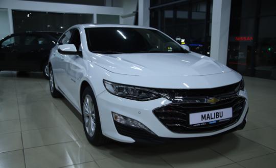 Chevrolet Malibu 2021 года за 12 430 000 тг. в Алматы