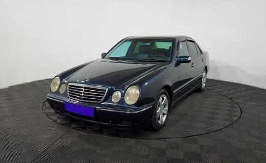 2001 Mercedes-Benz E-Класс
