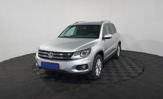 Volkswagen Tiguan 2016 года за 8 550 000 тг. в Алматы