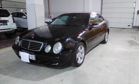 Mercedes-Benz CLK-Класс 2000 года за 2 700 000 тг. в Нур-Султан