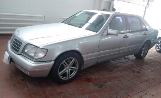 1997 Mercedes-Benz S-Класс