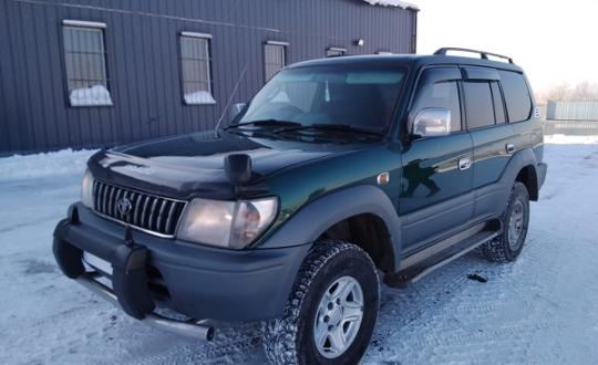 1996 Toyota Land Cruiser Prado