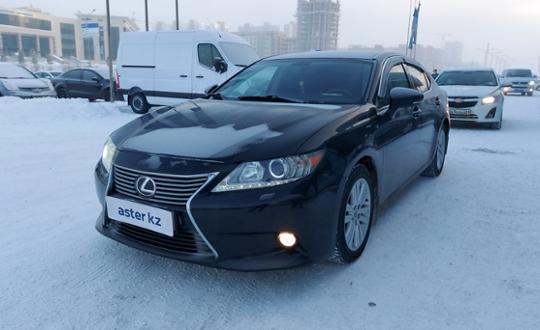Lexus ES 2012 года за 9 900 000 тг. в Нур-Султан
