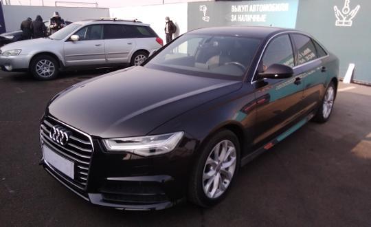 Audi A6 2017 года за 15 500 000 тг. в Алматы