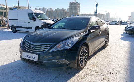Hyundai Grandeur 2016 года за 10 000 000 тг. в Нур-Султан