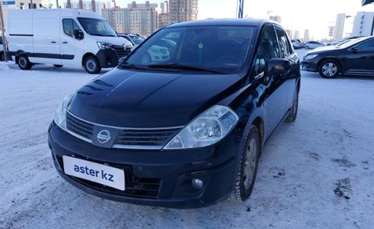 Nissan Tiida 2010 года за 4 500 000 тг. в Нур-Султан